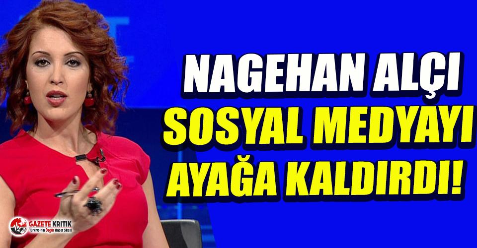 Nagehan Alçı'nın sözleri hem öğrencileri...