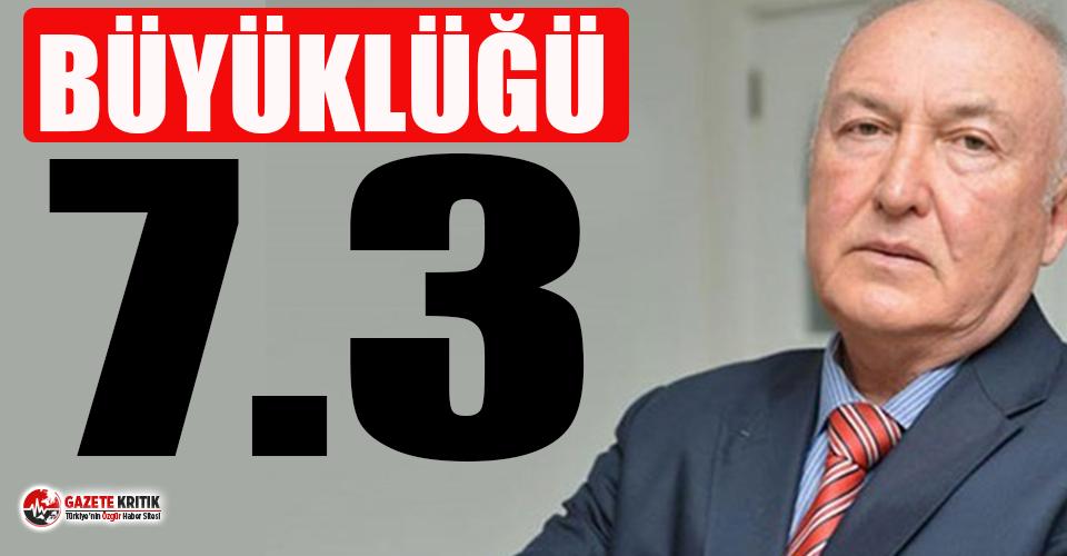 Prof. Ahmet Ercan'dan İstanbul depremi için açıklama!