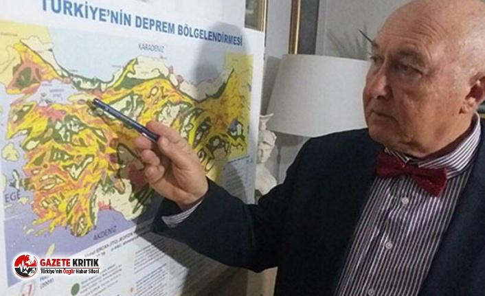 Prof. Ercan:Türkiye'de bu iki yerde deprem olur!