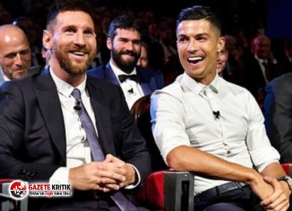Ronaldo ve Messi'den Suudi Arabistan'ın...