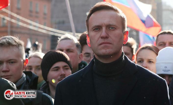 Rusya'da muhalif lider Navalnıy'a destek için yapılan protestolara soruşturma başlatıldı!