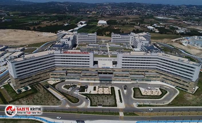 Sağlık Bakanlığı 2020 yılı mali tablosu açıklandı; şehir hastanelerine 8,7 milyar lira ödendi!