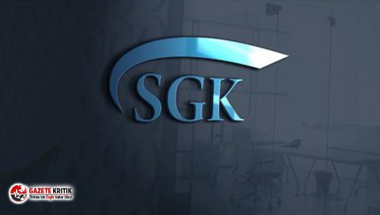 SGK uyardı: Borçların yapılandırma başvuruları 1 Şubat'a kadar