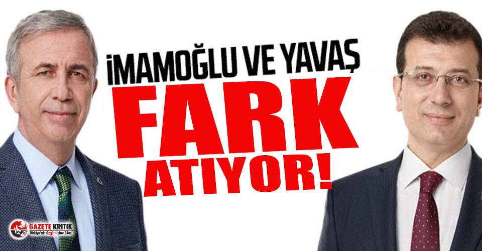 Son ankette Erdoğan'a büyük şok: Hem İmamoğlu...
