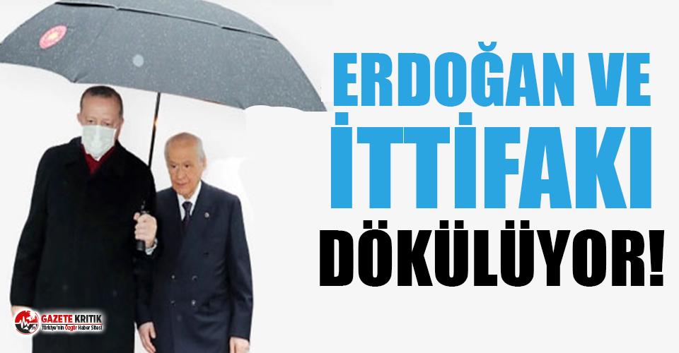 Son seçim anketinden bir ilk çıktı! Erdoğan ve ittifakı dökülüyor...