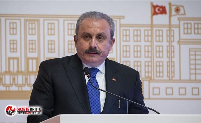 TBMM Başkanı Mustafa Şentop oldu aşı oldu