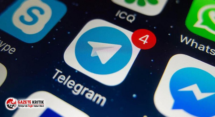 'Telegram'ı engelleyen Apple'a dava!