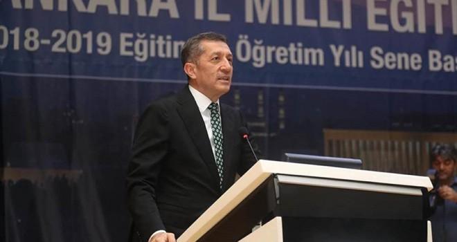 Milli Eğitim Bakanı Selçuk: Ankara'nın Atatürk'ten...