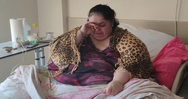 İki kanseri yendi şimdi kilolarıyla mücadale ediyor