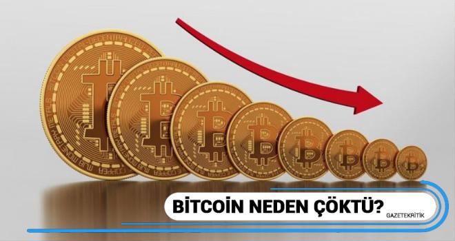 Geleceğim parası denilen Bitcoin neden çöktü?