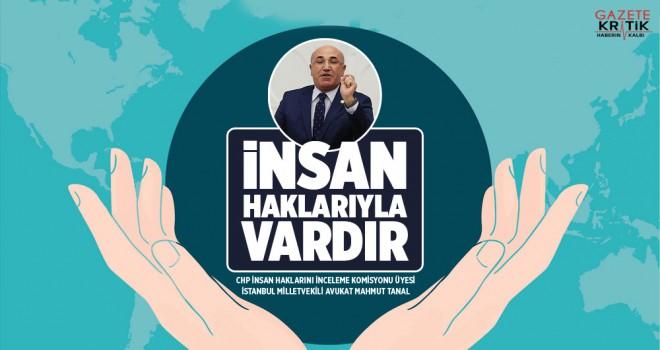 CHP İNSAN HAKLARINI İNCELEME KOMİYONU ÜYESİ İSTANBUL...