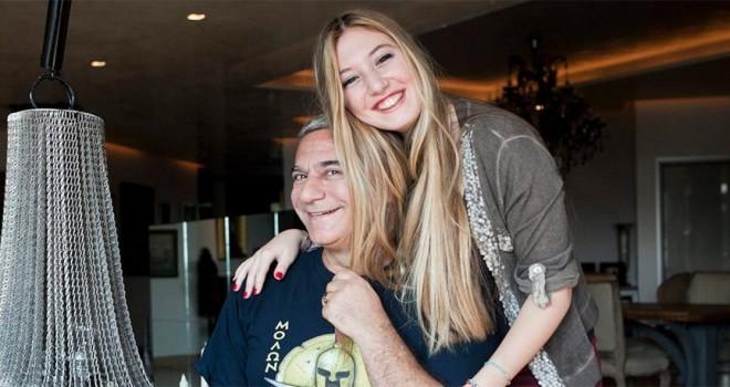 Mehmet Ali Erbil'in kızı Yasmin paylaştı: Babam...