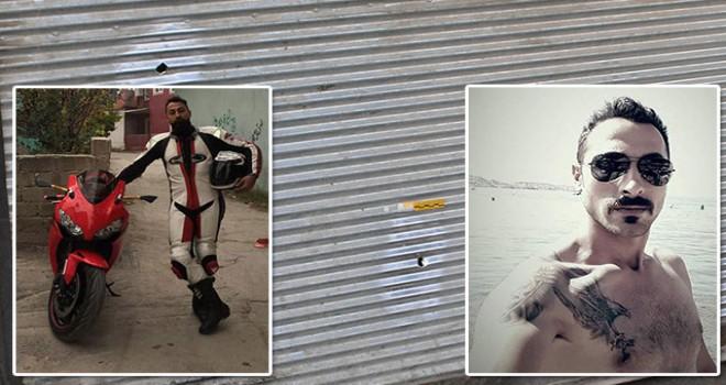 Motosiklet tamircisi ile müşteri arasında silahlı...
