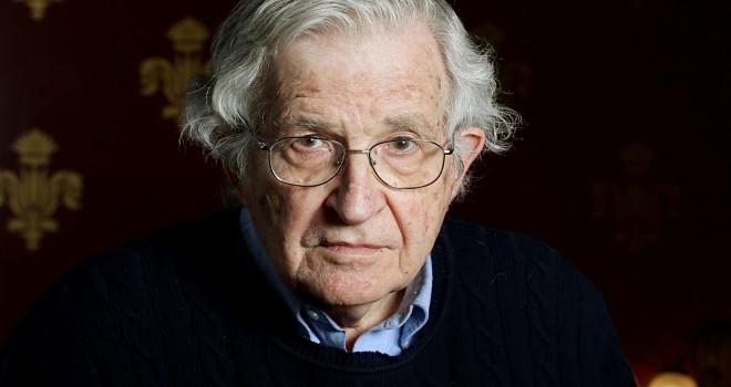 Chomsky: ABD Kürtler için Suriye'de kalmalı