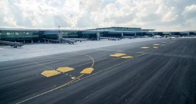 Yeni Havalimanı'nda ilk uçuş biletleri satışa...