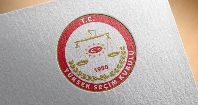 YSK, yerel seçim takvimini açıkladı: 1 Ocak'ta...