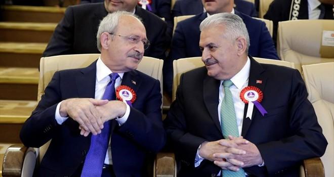 Kılıçdaroğlu: Binali Yıldırım, korktuğu için...