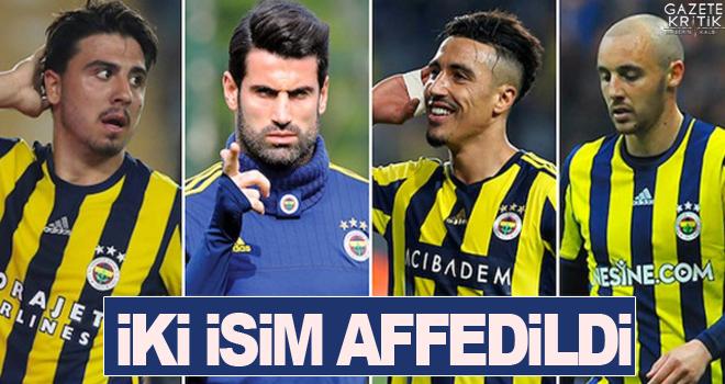 Fenerbahçe'den Aatif ve Dirar açıklaması