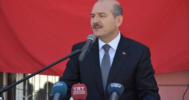 İçişleri Bakanı Soylu: Her tarafta bizim borumuz...