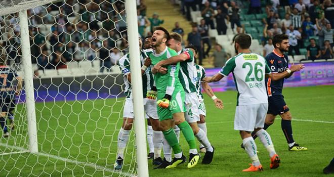 Bursaspor 'kale'sinde forma savaşı yaşanacak