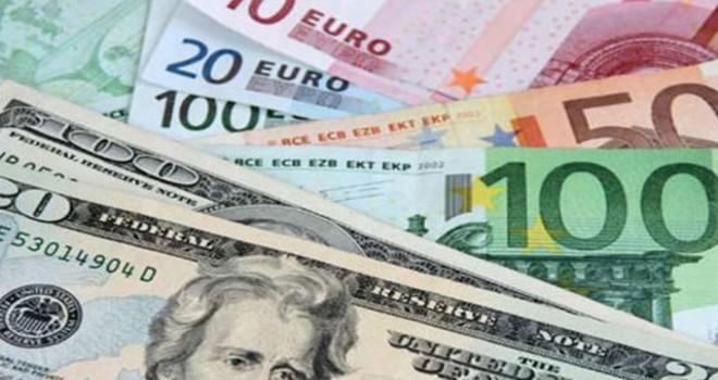 Dolar 5.46, euro 6.27 ve sterlin 7.05 lirada