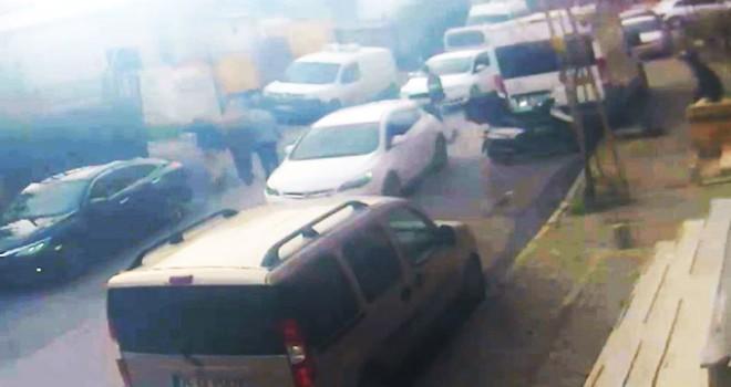 Arnavutköy'de kapkaç dehşeti