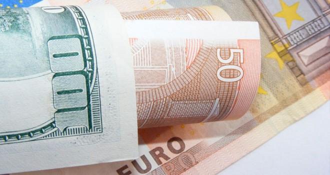 Dolar 5.88, euro 6.81 ve sterlin de 7.76 lirada