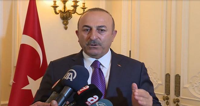 Dışişleri Bakanı Mevlüt Çavuşoğlu, kayıp...
