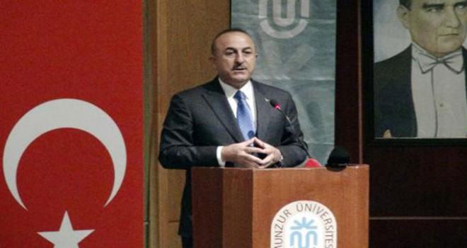 Çavuşoğlu: Uluslararası soruşturmanın şart...