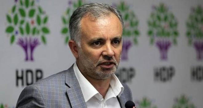 HDP Grup Başkanvekili Ayhan Bilgen:Birçok şehirde...