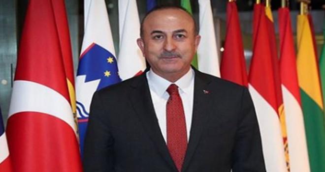 Bakan Çavuşoğlu'na fahri doktora