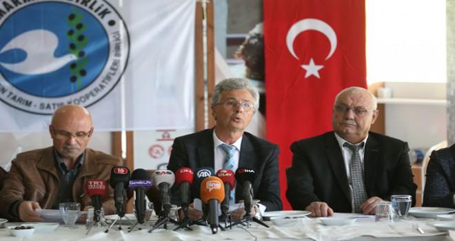 Marmarabirlik, Afrin'den zeytin alındığı iddialarını...