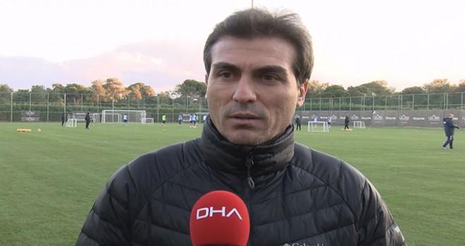 Erzurumspor Sportif Direktörü Zafer Demir: 'Bir...