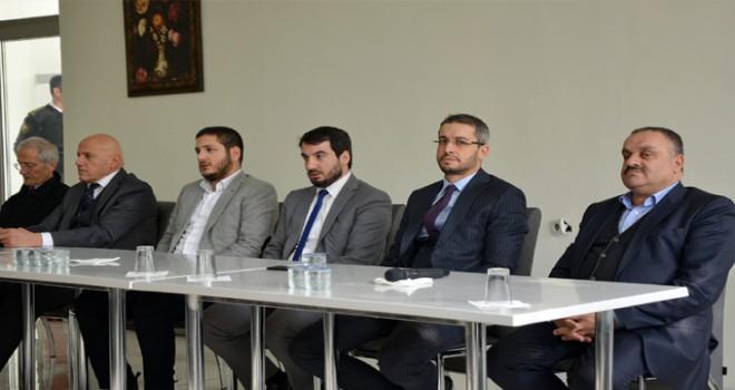 Ebubekir Tivnikli Diyarbakır'da taziyeleri kabul...