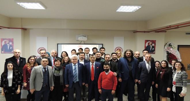 Yerel yöneticilere İstanbul Rumeli Üniversitesi'nde...