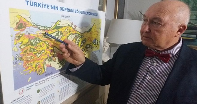 Prof. Dr. Ercan: Çanlar 2033'ten sonra çalmaya başlar