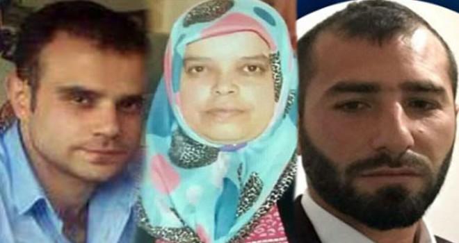 Kazada ölen 2'si kardeş 3 kişi, gözyaşlarıyla...