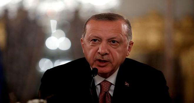 Cumhurbaşkanı Erdoğan'dan Hamas liderine taziye...