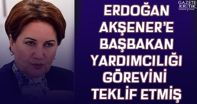 Erdoğan kabinede koltuk teklifi yaptı