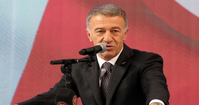 Ahmet Ağaoğlu: Büyük özveri ve takım ruhu var