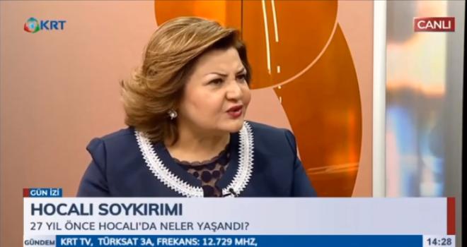'DÜNYA HOCALI'YI GÖRMEK İSTEMİYOR EĞER BİZ SOYKIRIMCIYSAK...