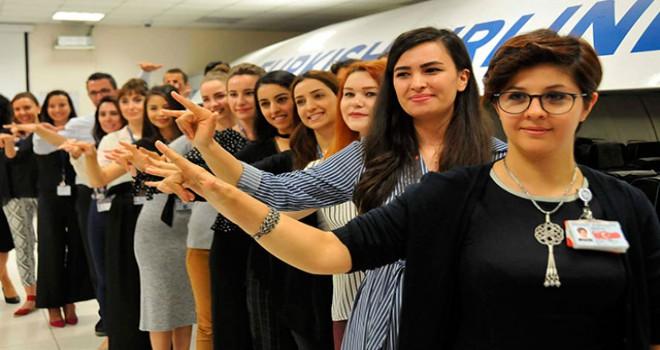 THY uçaklarda, engelli yolcular için engelleri kaldırdı