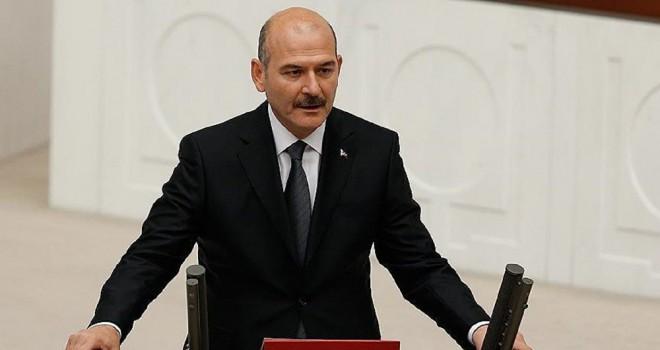Soylu: Allah izin verse de Türkiye'de doğan 380...