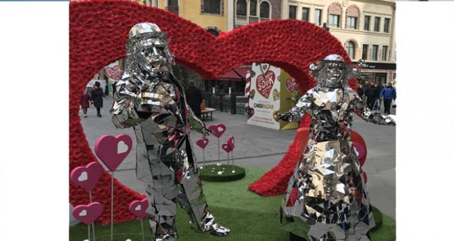 14 Şubat Venezia'da romantik geçecek