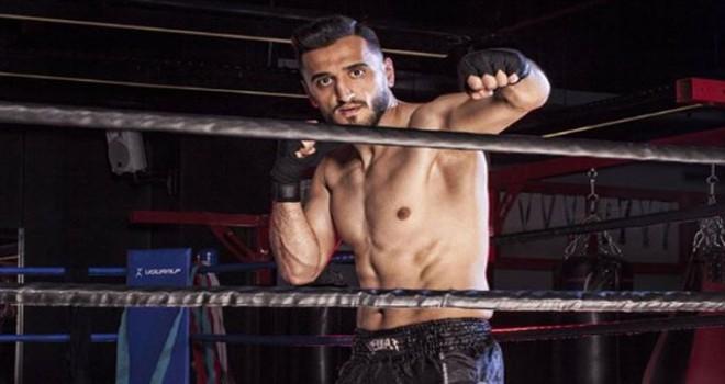 Dünya şampiyonu kick boksçu Vedat Hödük, Türkiye'de...
