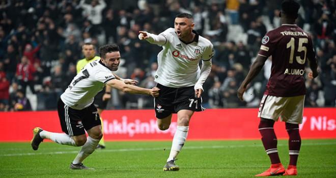 Beşiktaş - Göztepe: 1-0