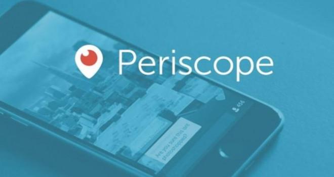 Twitter'ın 'Periscope' ismine erişim engeli kararı