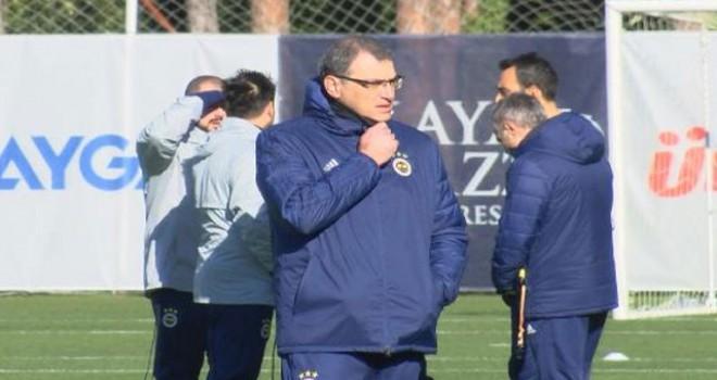 Damien Comolli Antalya'ya geldi