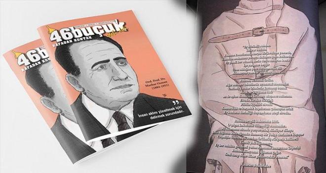 '46 Buçuk, Kafadan Kontak' yayın hayatına merhaba...