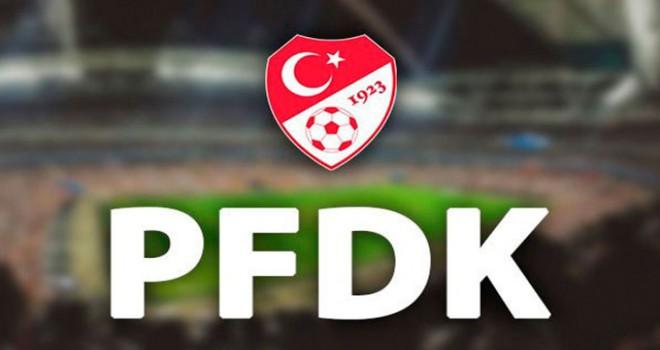 PFDK'dan Galatasaray, Beşiktaş ve Trabzonspor'a...